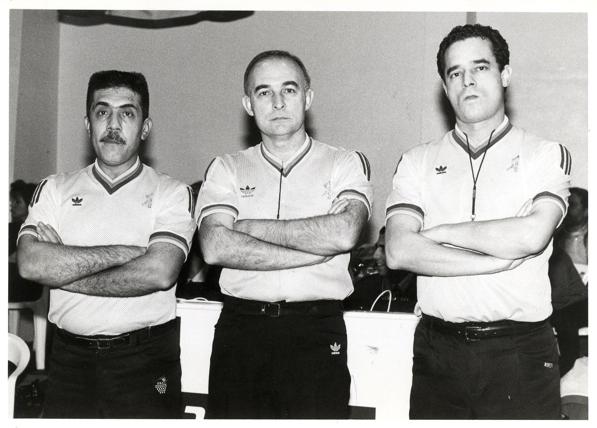 trio-arbitros