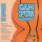 Cartel Isla Unica Campus Semana Santa 2013