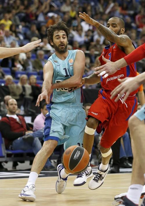 Basketball Euroleague Final Four 2013