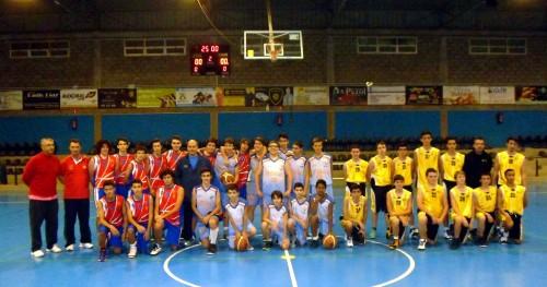 Foto de grupo III Torneo Cadete Ciudad de Gúímar