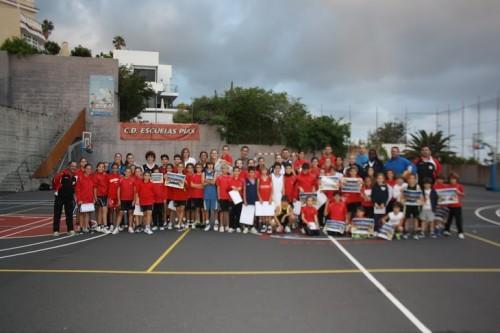 Tenerife Isla Única y Escuelas Pías