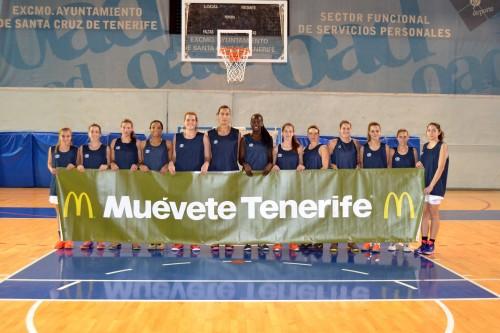 Mueve Tenerife - McDonald´s - Tenerife Isla Única