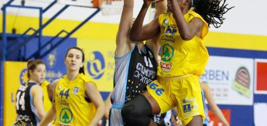 Resultado de imagen de La internacional senegalesa Oumoul Thiam regresa al Spar Gran Canaria