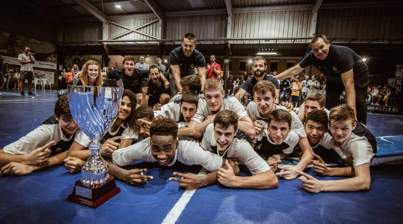 El Real Madrid gana el torneo Internacional Villa de la Orotava sub-16