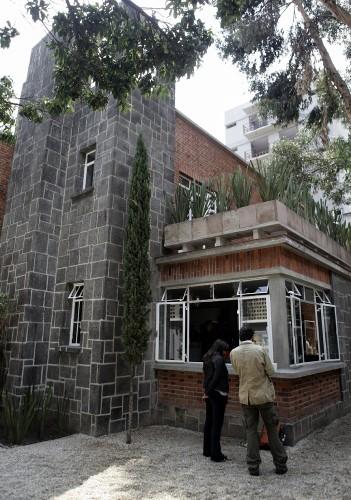 La Casa Buñuel, ubicada en Ciudad de México.