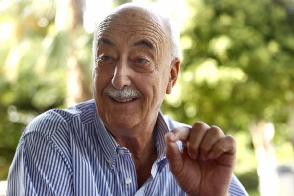 El tinerfeño Horacio Dorta, miembro fundador de la Asociación Española de Cabañuelas y Astrometeorología,