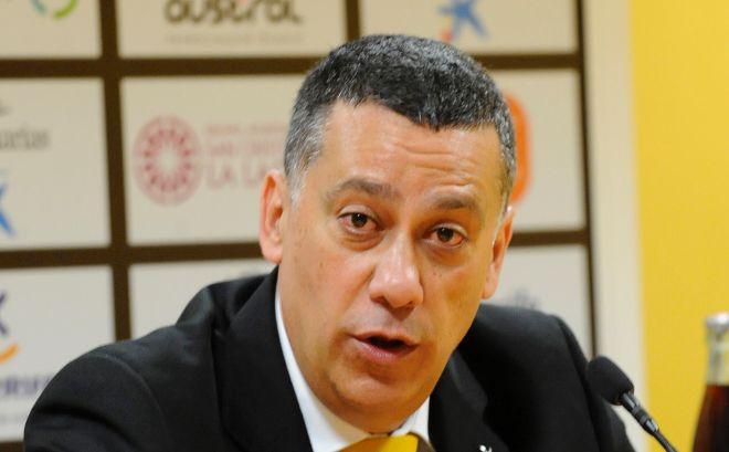 Alejandro Martínez, técnico del Iberostar.