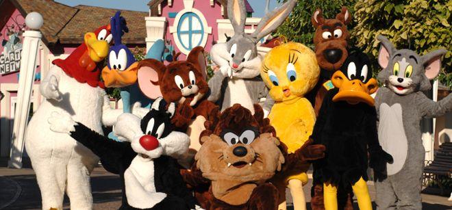 Personajes de Warner.