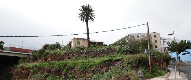 Una imagen del entorno de la curva de Gracia, donde se encuentra inserta la edificación.