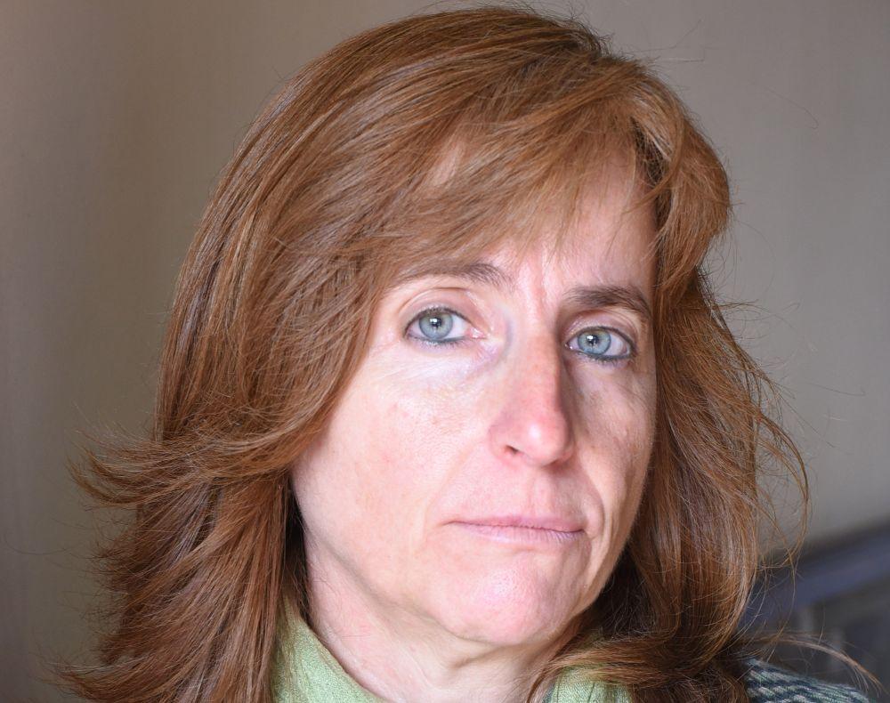 Anita Pestaña, presidenta de Dislecan.
