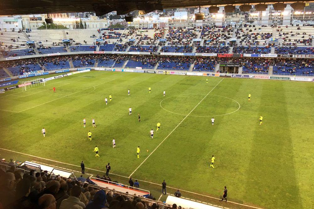 El CD Tenerife se afianza en la promoción al deshacerse de un afanado Córdoba