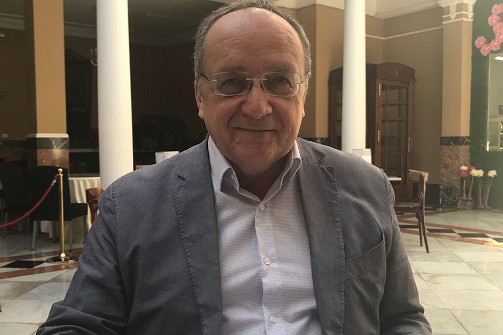 Guilles Devers, abogado del Frente Polisario.