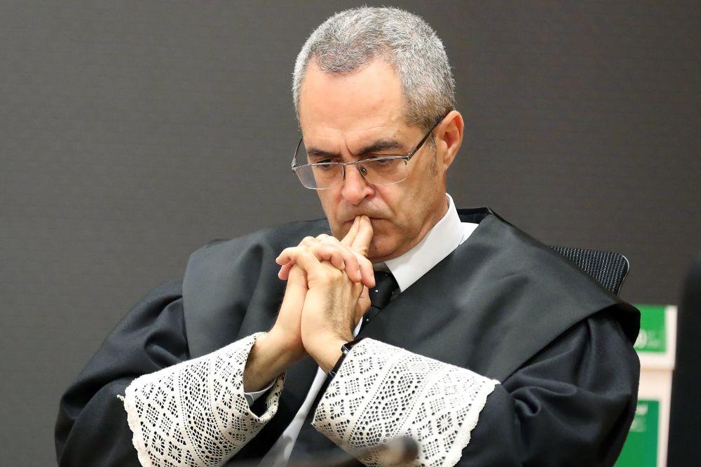 El fiscal del caso Faycan, Luis Del Río, durante la sesión final de este juicio que ha quedado ya visto para sentencia.