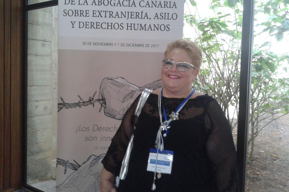 La abogada Gisela García dice que los afectados pierden su vida laboral.
