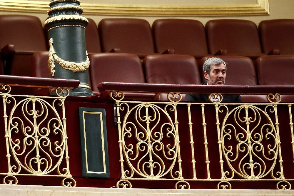 "Clavijo (CC) critica que se usen ""atajos"" para obviar al Senado"
