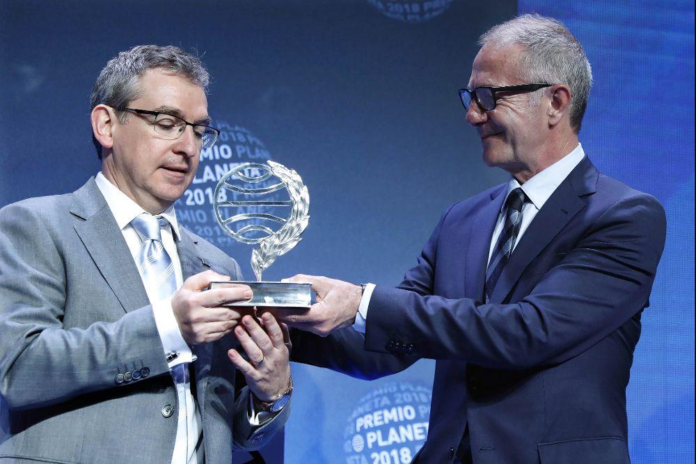 "Santiago Posteguillo conquista el Premio Planeta con ""Yo, Julia"""
