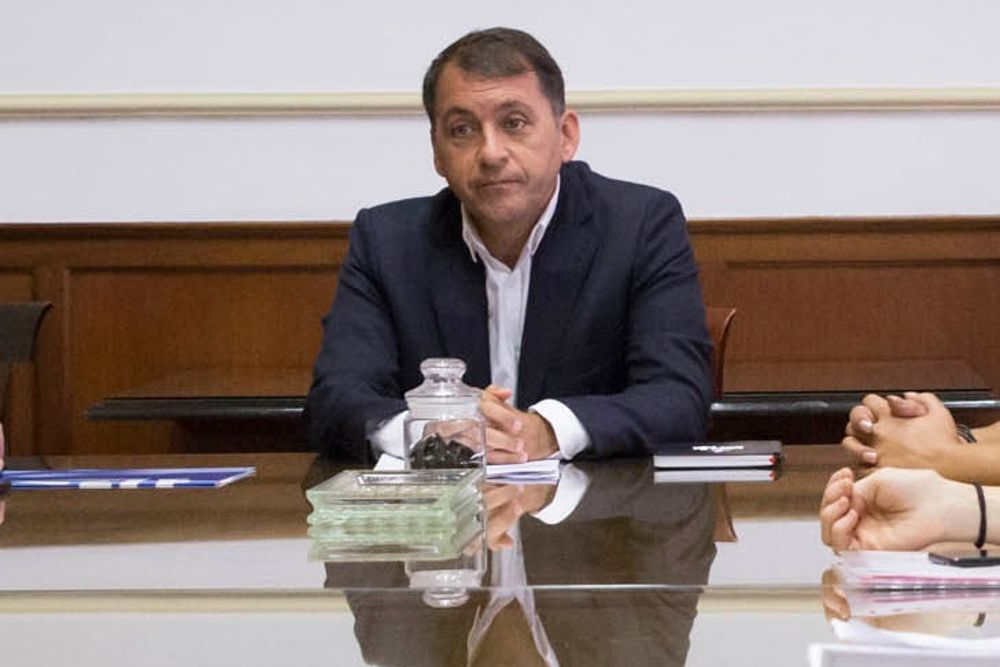 Bermúdez pide paralizar un desahucio y el lanzamiento judicial de hoy en Añaza