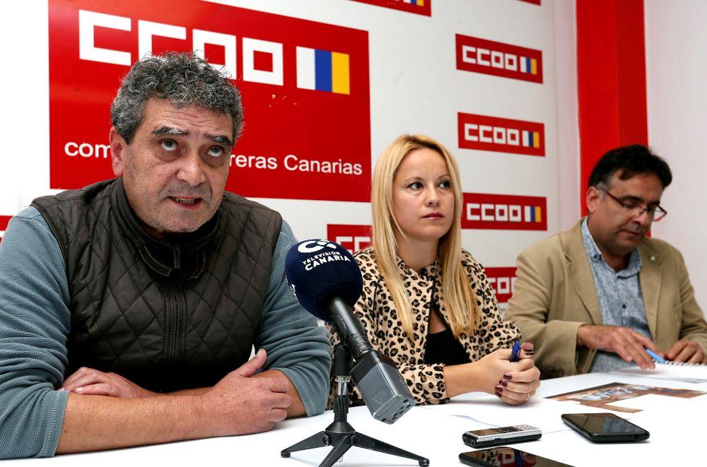 """CCOO denuncia la """"precariedad"""" de los trabajadores del campo"""