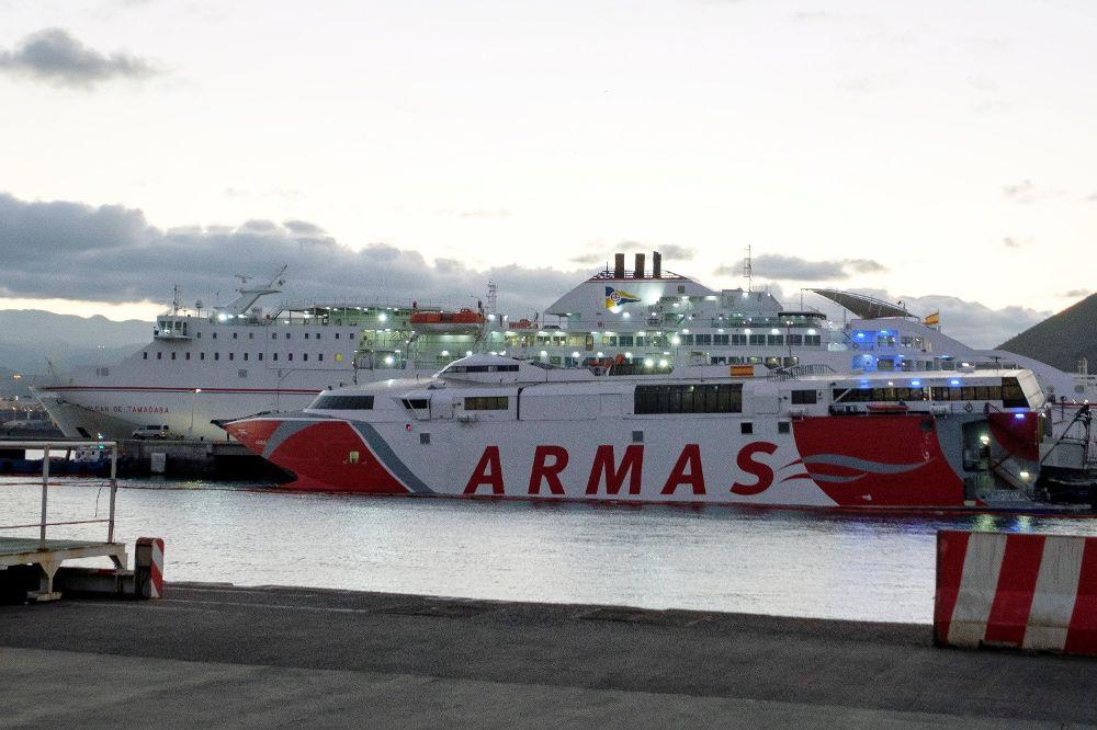 El puerto de Las Palmas defiende la seguridad del transporte marítimo en Canarias