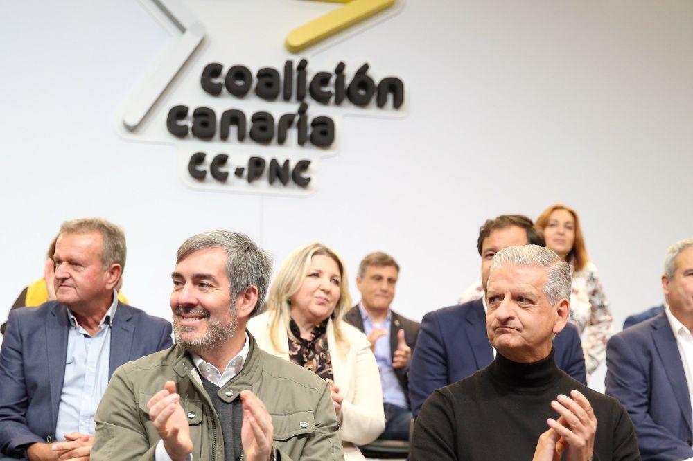 """Clavijo: """"Nadie en Canarias piensa que los PGE 2019 estén respetando los fueros de las islas"""""""