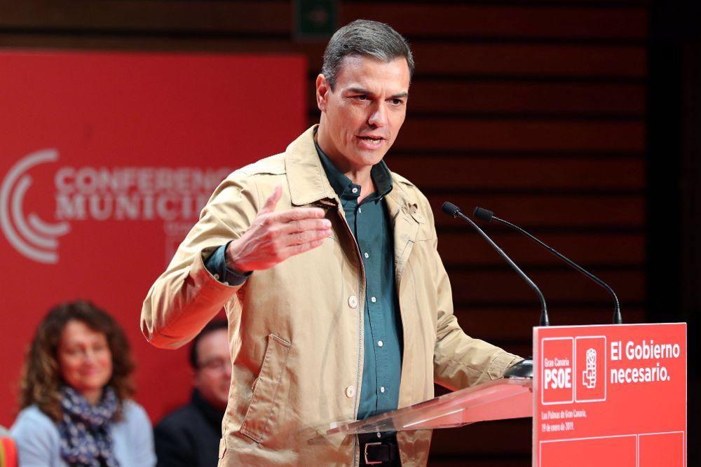 """Sánchez a los partidos sobre los PGE: """"No tienen la opción de votar que no"""""""