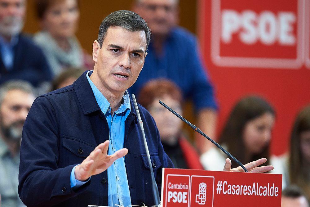 Pedro Sánchez baraja convocar las elecciones generales para el 14 de abril