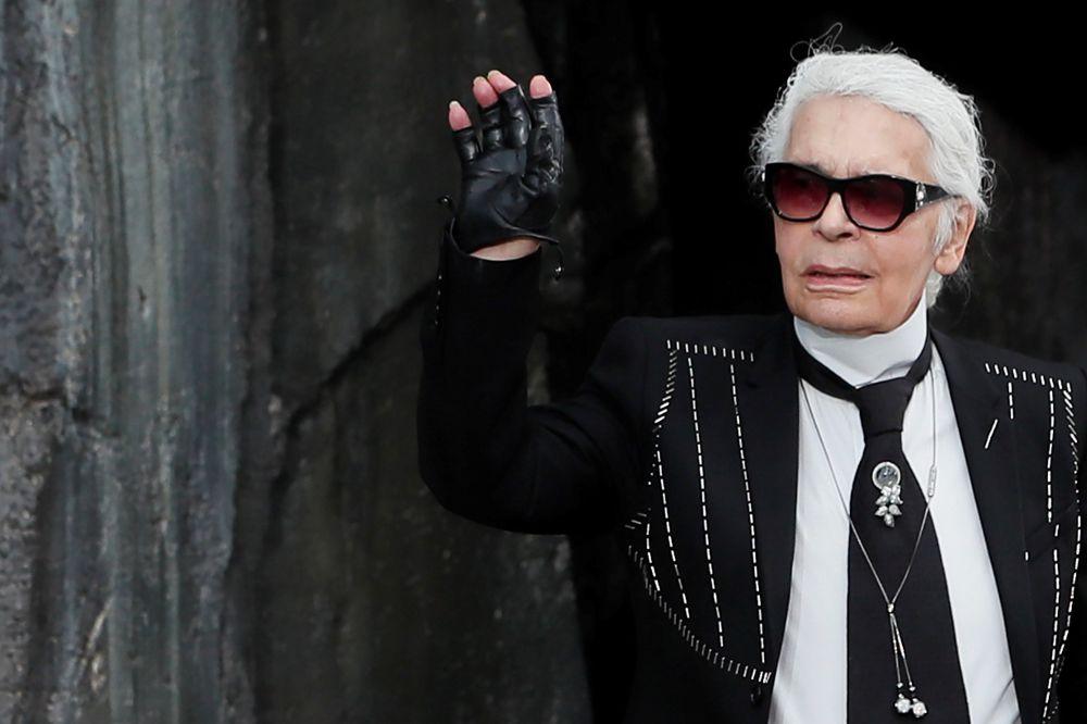 Muere el diseñador alemán Karl Lagerfeld