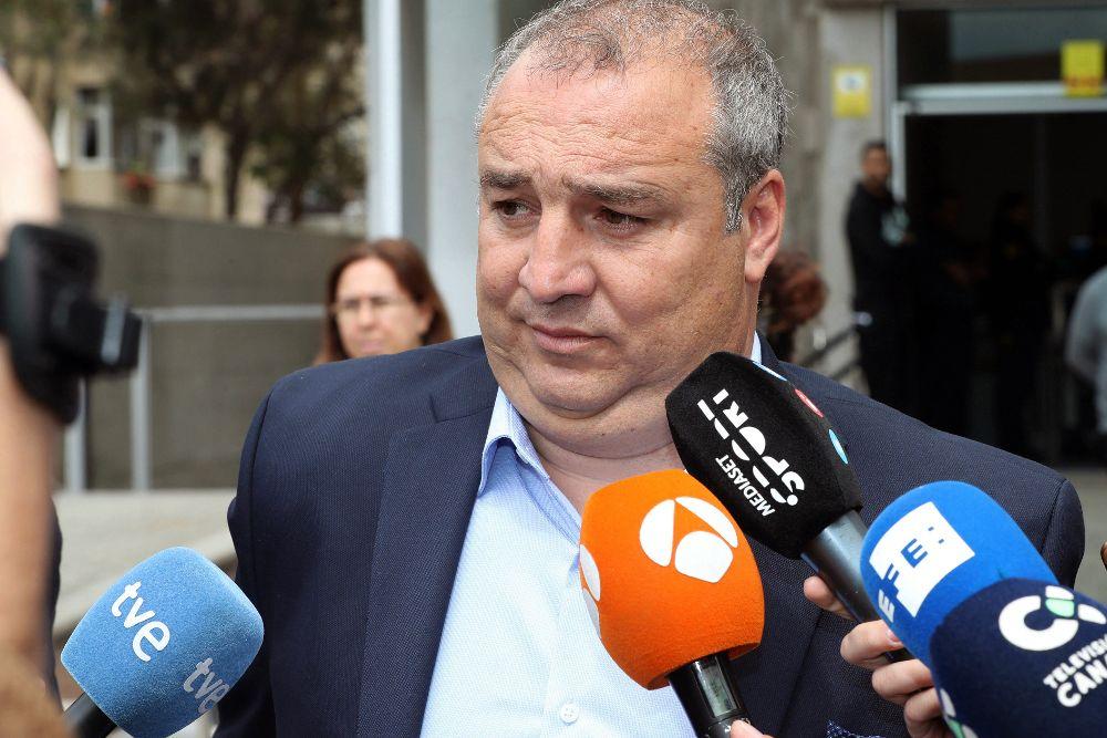 Miguel Ángel Ramírez en una imagen de 2018.