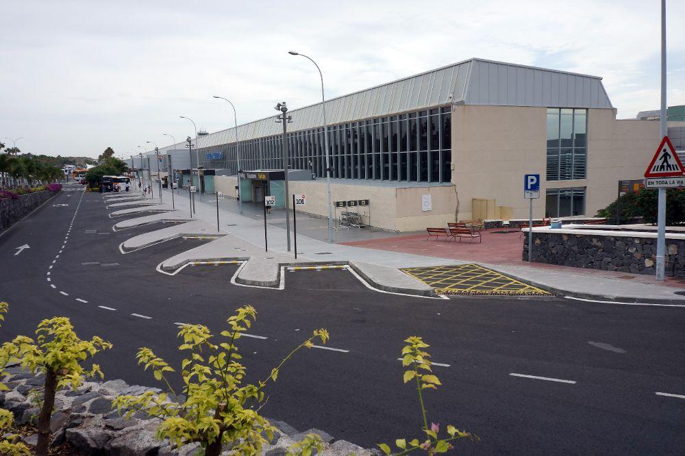 Sacyr construirá el edificio de unión entre las dos terminales del Tenerife Sur por 44 millones