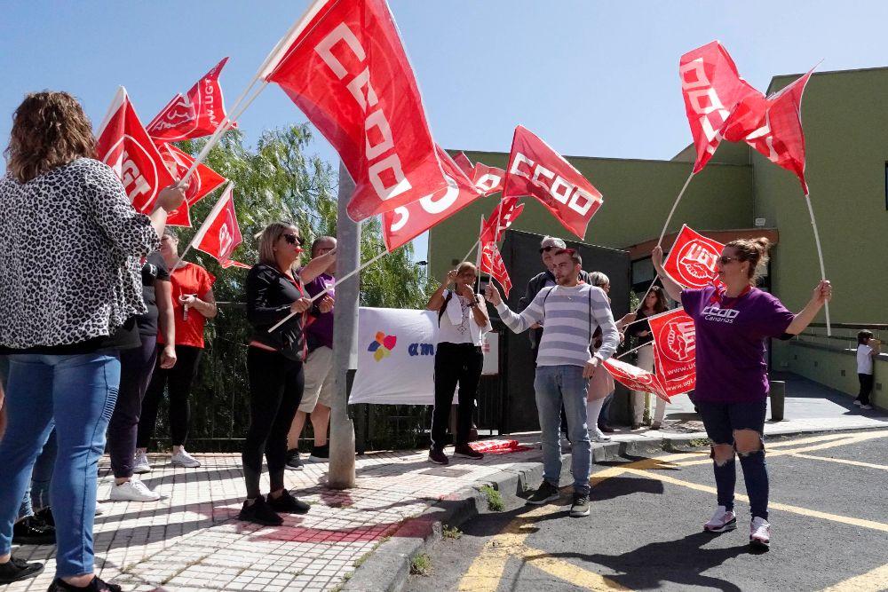 La empresa del centro de Ifara acuerda las indemnizaciones