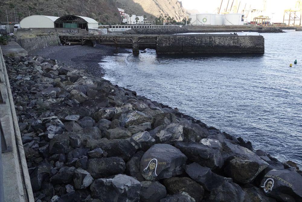 Luz verde de Puertos al convenio para la obra de la playa de Valleseco