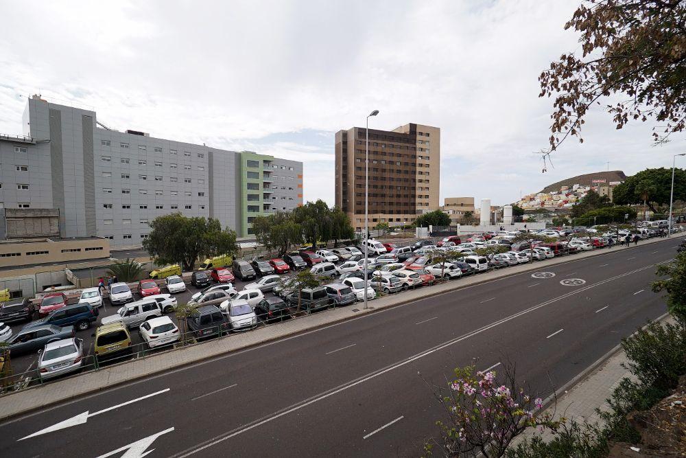 Urbanismo cede un solar como parking por las nuevas Urgencias